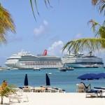 Trabalhar em cruzeiros Royal Caribbean