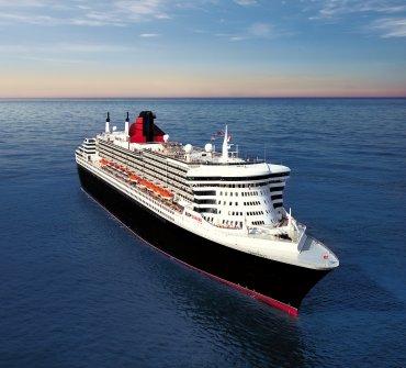 Cunard.